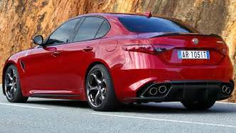 Alfa Romeo Cars 2016 Alfa Romeo Giulia And Quadrifoglio Review