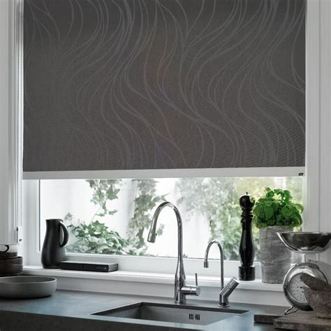 Kitchen Blinds Best 25 Black Roller Blinds Ideas On Roller