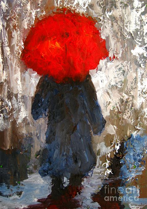 umbrella painting umbrella the painting by awapara