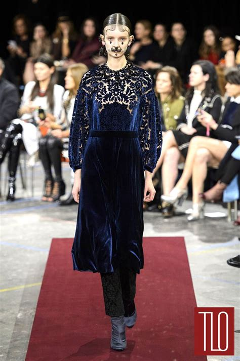 Givenchy Fashion Week by Givenchy Fall 2015 Collection Tom Lorenzo