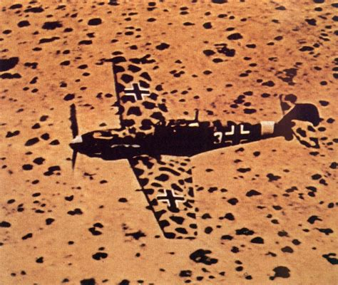desert camo wwii german fighter desert camo paint