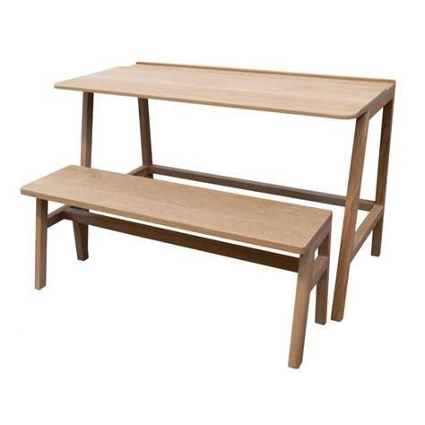 small child s desk small desk vessel wooden desk mathy by bols at deco