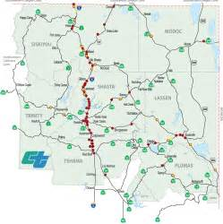 eastern district of california map caltrans district 2 northeastern california