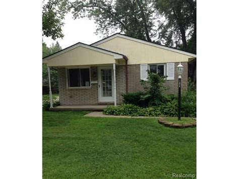 Houses For Sale In Clawson Mi by Clawson Michigan Reo Homes Foreclosures In Clawson