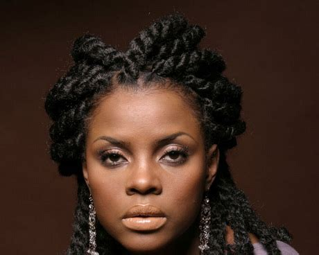 easy braid african american big braid hairstyles