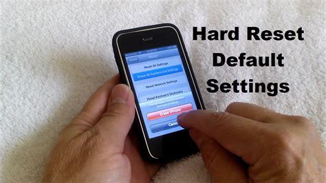 iphone 3gs reset knopf iphone 5 reset how to reset iphone 5 drne maryellenforohio