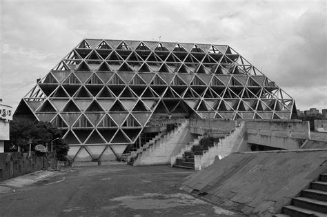 Raj Rewal   The Hall of Nations Complex   ArchitectureLive!