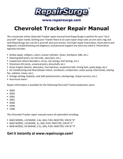 best car repair manuals 2002 chevrolet tracker security system breathtaking wiring diagram for chevy tracker with 2 5 v6 engine ideas best image wire