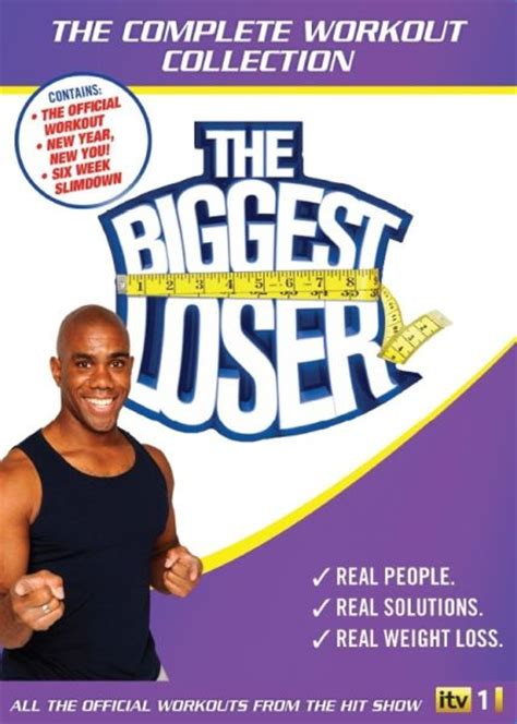 the loser complete workout collection dvd zavvi