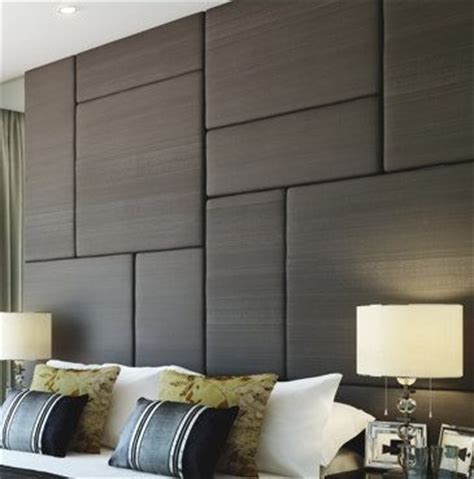 Bedroom Decorating Ideas With Gray Walls - best 25 upholstered walls ideas on pinterest upholstered wall panels padded wall and fabric