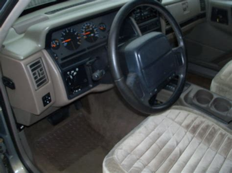1995 Jeep Interior by 1995 Jeep Grand Pictures Cargurus