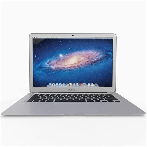 Macbook Air Replika apple macbook air 11 inch 2012 3d model max obj fbx c4d
