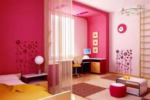 Girls Bedroom Color Ideas Girl S Bedroom Design Ideas Home Interior Design