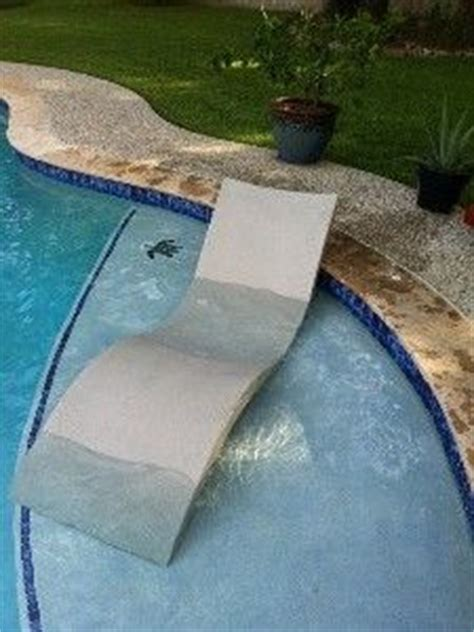 Floating Lounge Chairs For Pool by Best Floating Lounge Chairs For In Ground Swimming Pools