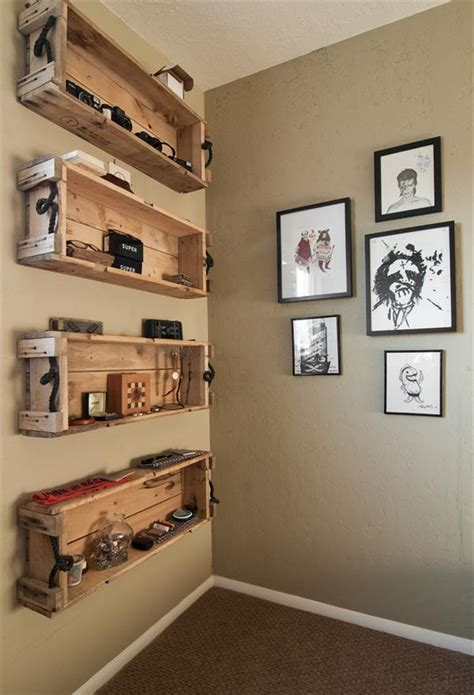 Decorating Ideas Using Pallets Feeling Proud With Pallet Decoration Ideas Pallets Designs