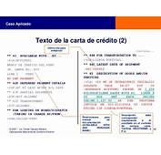 Presentacion Cartas De Credito