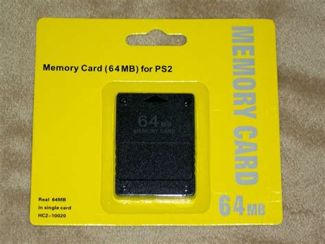 Mmc Rsdv 64mb Original Nokia brand new memory card for for ps2 64mb sony playstation 2