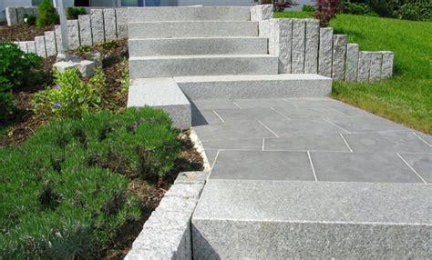 garten treppenstufen setzen palisaden und stufen eser augsburg