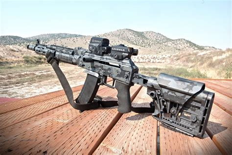 Luth Ar Stock Mba 3 Review by Luth Ar Mba 3 Carbine Stock On Target Magazine