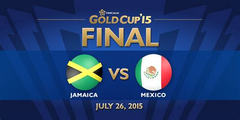 mexico vs germany last match result today gold cup 2015 jamaica vs mexico match live