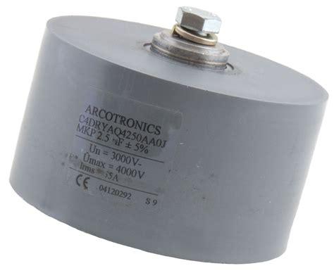 polypropylene capacitor temperature miscellaneous polypropylene capacitors