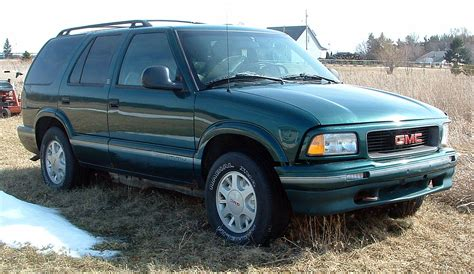 gmc jimmy 1997 gmc jimmy exterior pictures cargurus