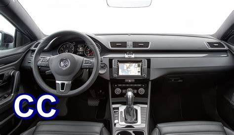 Volkswagen Cc Interior 2017 volkswagen cc interior
