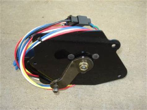 repair windshield wipe control 1968 chevrolet camaro regenerative braking 1968 1969 chevy camaro 2 speed wiper motor newport ne6869cf w shaft extension ebay