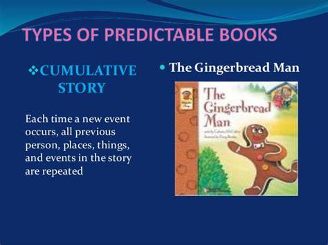 predictable picture books predictable books