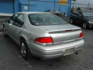 2000 Chrysler Cirrus Lx Buy Used 2000 Chrysler Cirrus Lx Sedan 4 Door 2 4l Needs