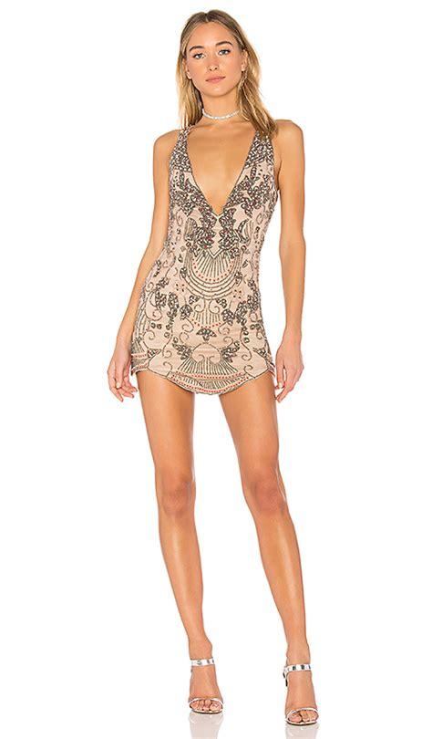 Laily Dress x by nbd dress beige modesens