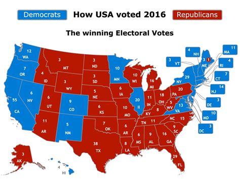 donald trump electoral votes 10 reasons donald trump won the 2016 presidential election