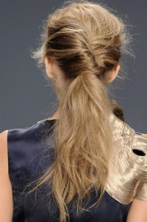 Twist And Ponytail Hairstyles | ways to style and spice up your ponytail women hairstyles