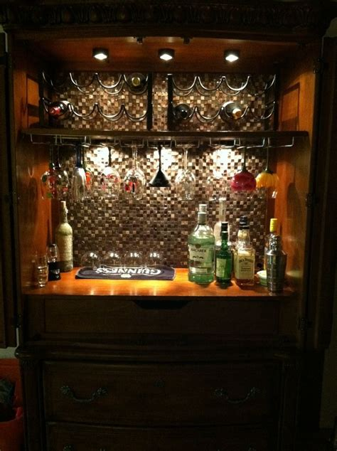 armoire bar ideas 25 best ideas about armoire bar on pinterest china cabinet bar entertainment