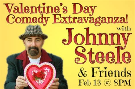 s day comedy valentine s day comedy extravaganza with johnny