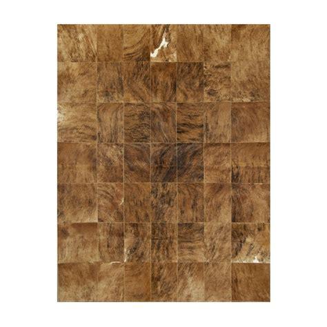 cowhide rug on carpet patchwork cowhide brown carpet rug handmade by furhome