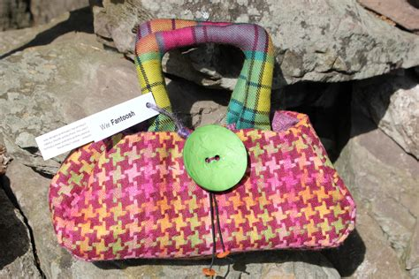 Handmade Scottish Gifts - harris tweed gifts harris tweed handbags tweed gifts