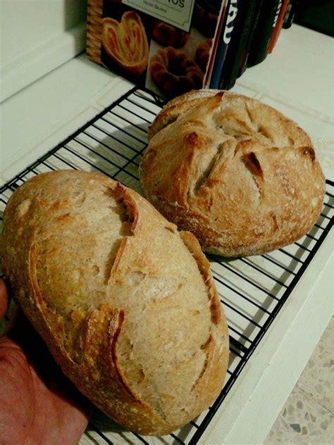 Binder Printing Barcelona 20 Ring peasant bread the fresh loaf