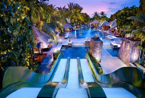 le slide world s coolest hotel water slides huffpost