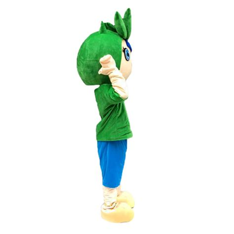 vegetables boys vegetable boy mascot costumes