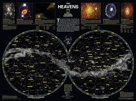 sky maps skymaps publication quality sky maps charts