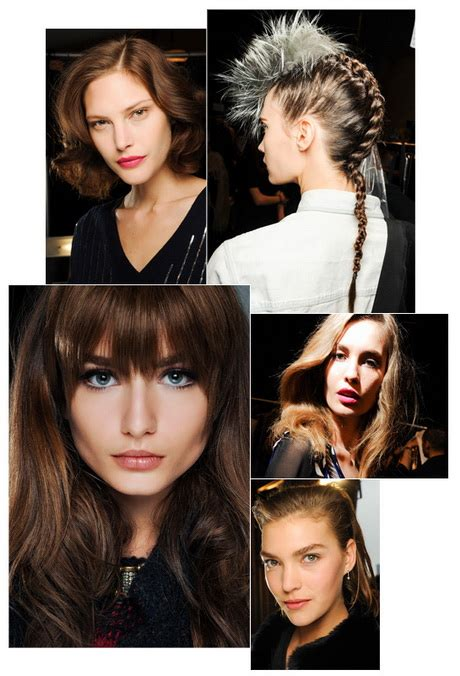 Hairstyles For Hair 2014 Trends by Hairstyles Trends 2014