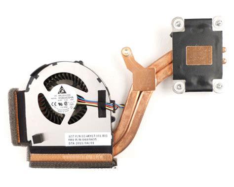 replace lenovo ibm thinkpad x220 x220i cpu cooling fan