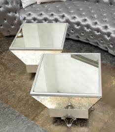 Patio Coffee Table Round Pair Of Square Modern Mirrored Coffee Table With Silver
