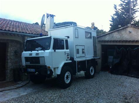 cellule cing car sur camion troc echange vend camion 4x4 cing car pr 233 paration raid