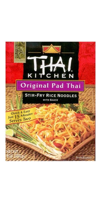 Thai Kitchen Pad Thai Sauce by Buy Thai Kitchen Original Pad Thai Stir Fry Noodles With Sauce At Well Ca Free Shipping 35