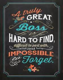 a great boss is hard to find quote instant download printable wall art last minute gift