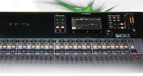 Mixer Digital Yamaha Tf5 yamaha mixer digital husholdningsapparater