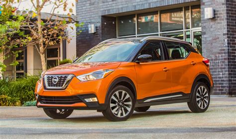 nissan kicks 2018 2018 nissan kicks succeeds the juke with less polarizing