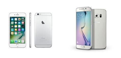 Perbandingan Bagus Mana HP iPhone 6 VS Samsung Galaxy S6